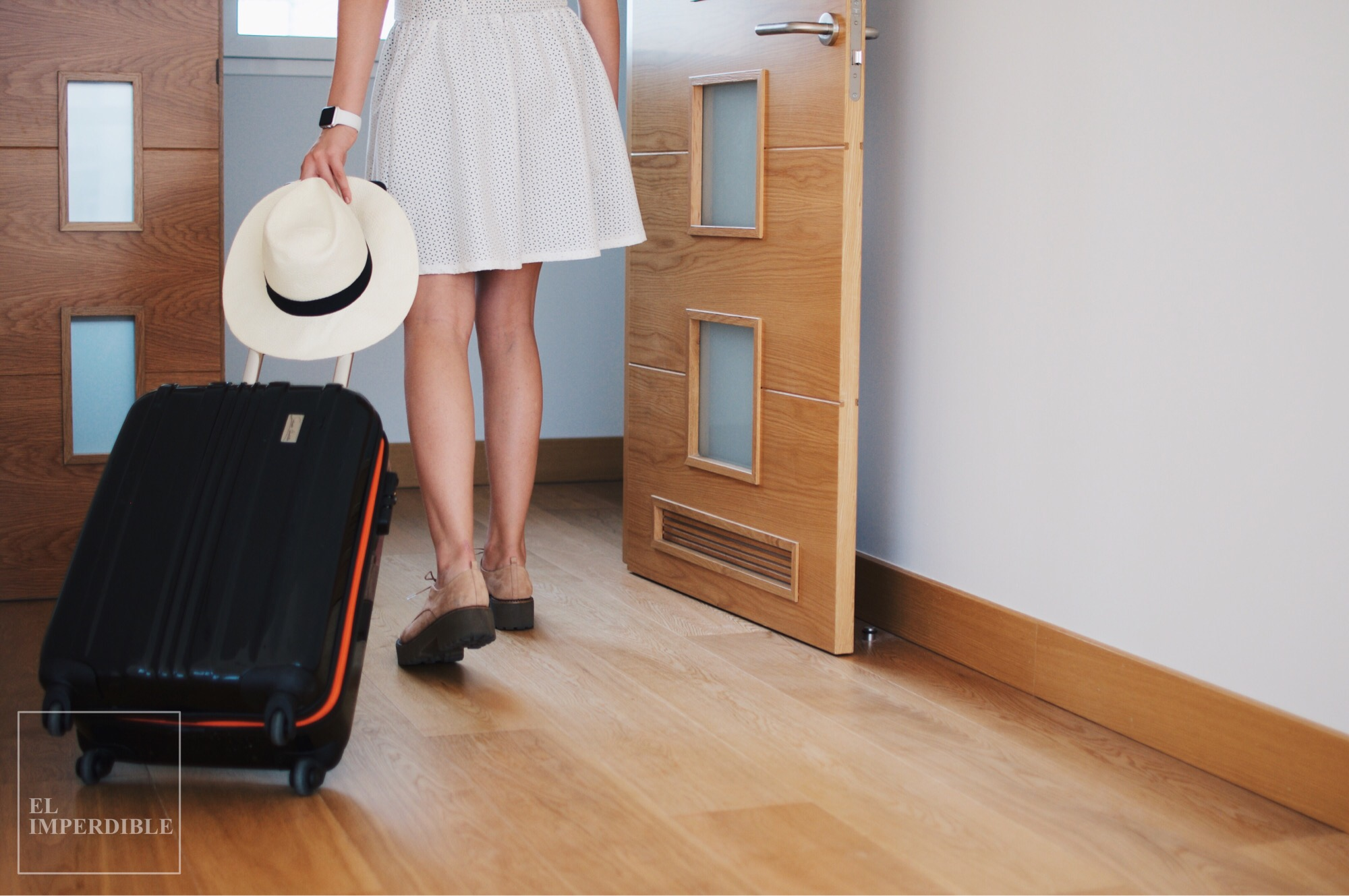Cómo hacer la maleta perfecta: 5 trucos para que te entre todo