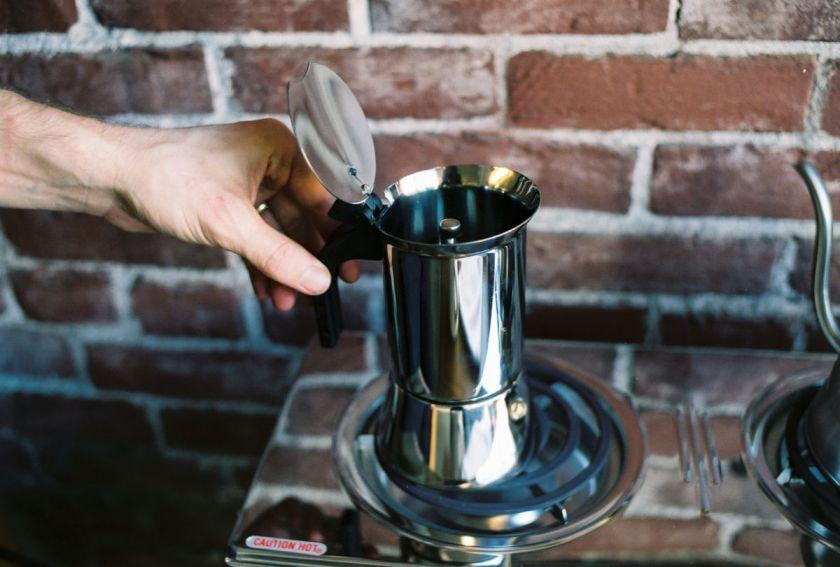 Moka La mejor cafetera para casa