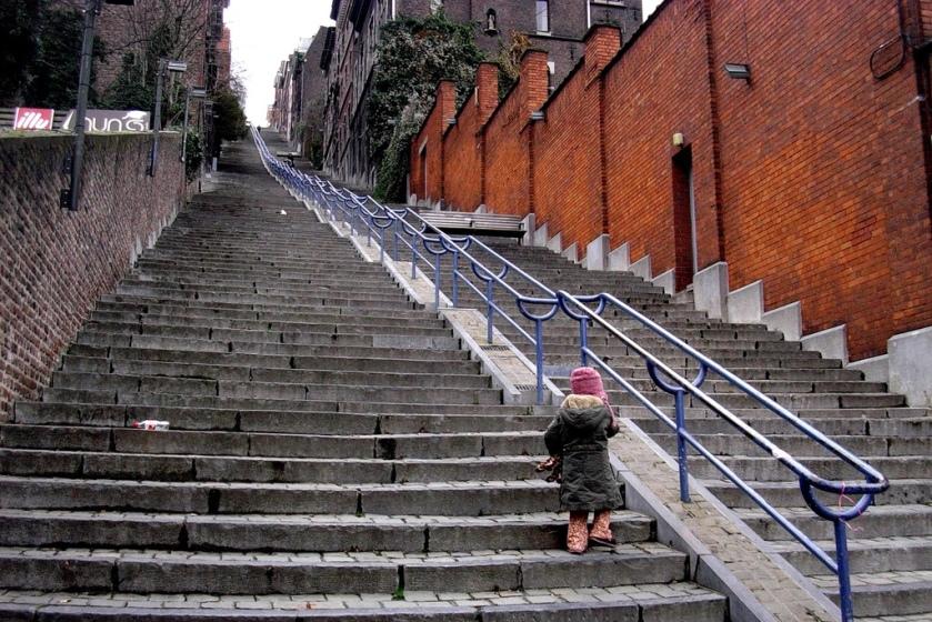 Les escaliers Qué ver y hacer en Lieja la ciudad de fuego