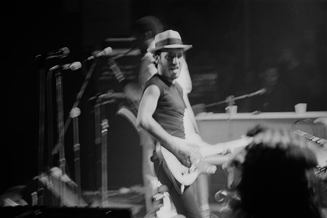 Bruce Springsteen el boss el concierto que cambió el rock para siempre