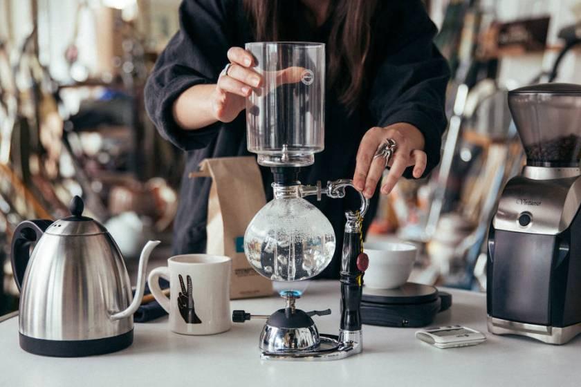 Cafetera de Sifón La mejor cafetera para casa