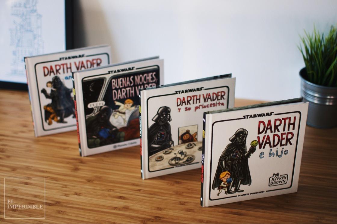 Jeffrey Brown La vida cotidiana de Darth Vader