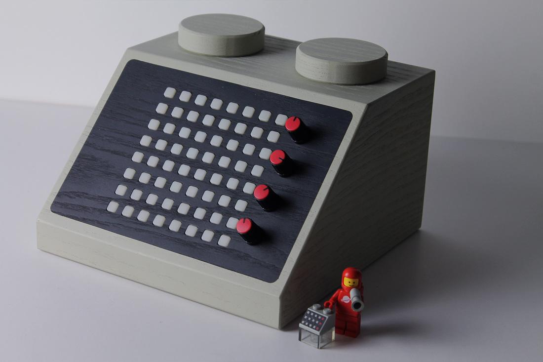 Tecnología de lego Love Hultén