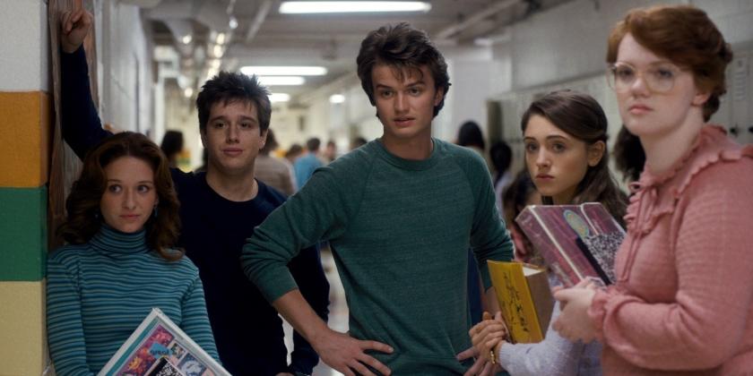 Stranger Things análisis las mejores series de netflix