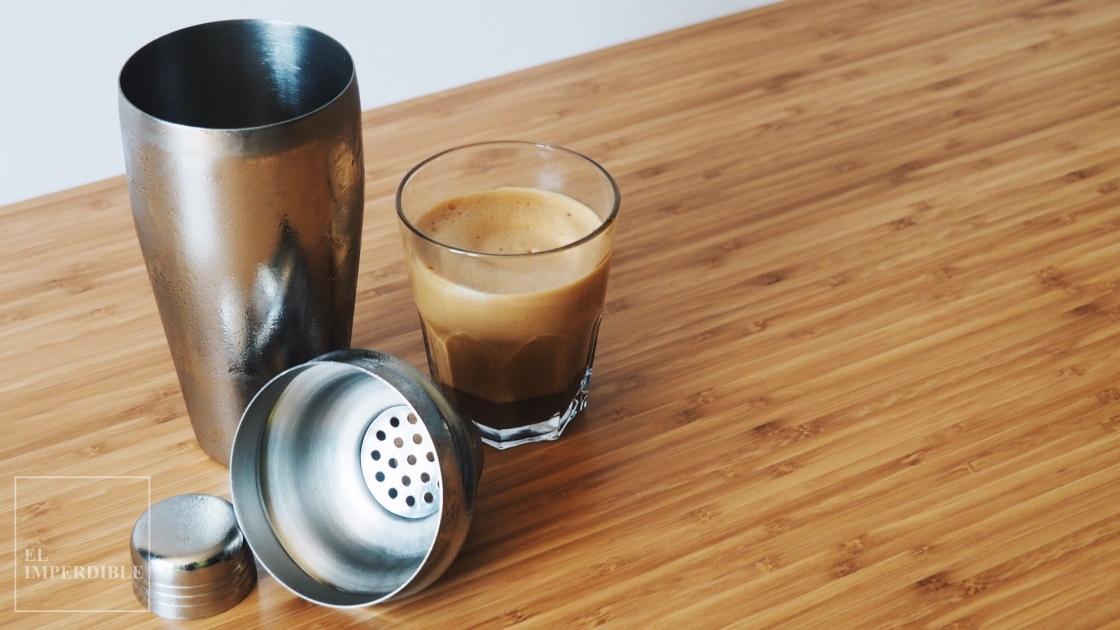 Como hacer Frappé de Café en casa receta rápida y sencilla