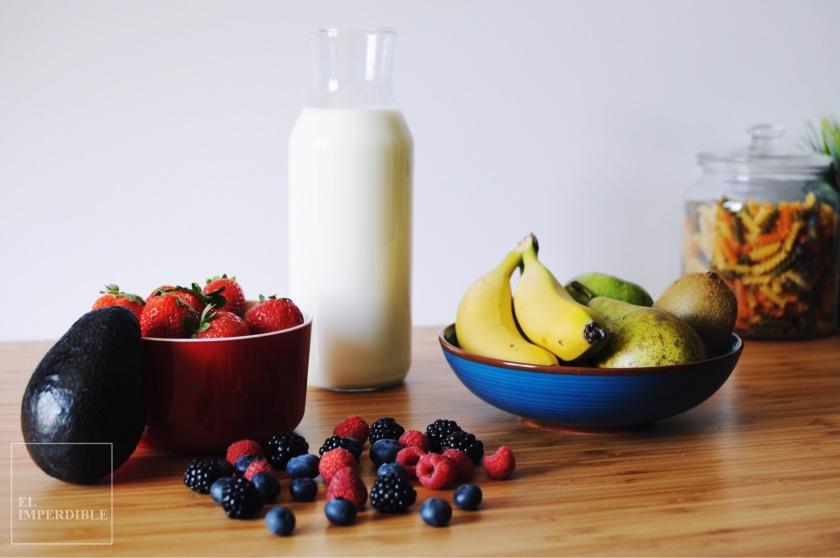 Como hacer un smoothie en casa receta rápida y sencilla