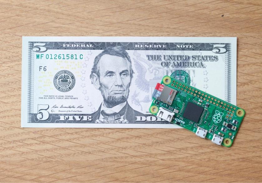 Raspberry Pi Zero Qué es el movimiento maker