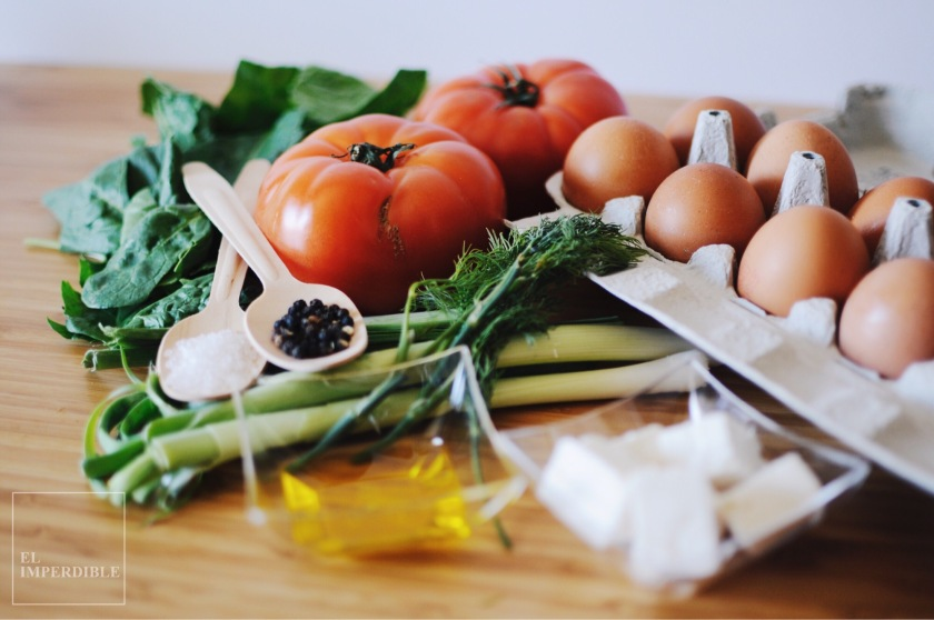 como hacer Frittata de tomate receta sencilla