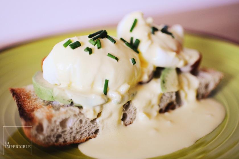 Huevos Benedict cómo hacer un Brunch sin gluten recetas
