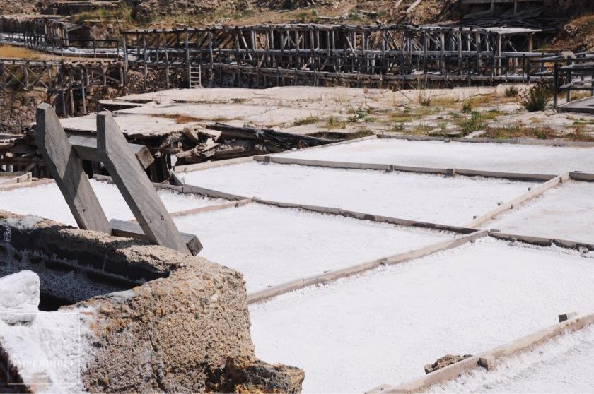 Salinas de Añana los artesanos de la sal