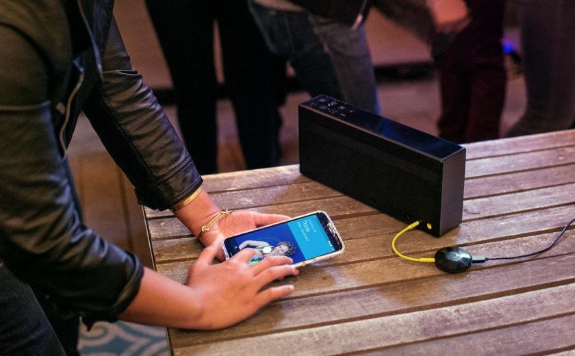 Chromecast Audio Los mejores altavoces portátiles