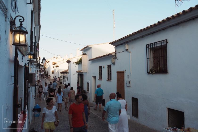 Altea, la villa con vistas privilegiadas al Mediterraneo