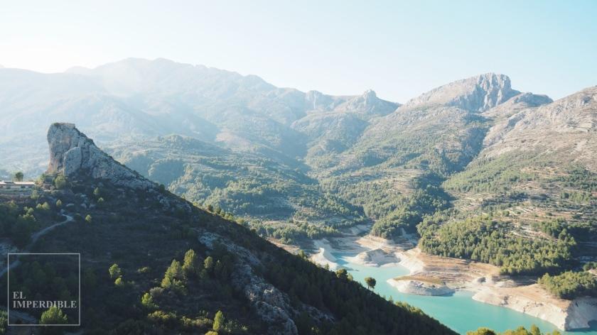 Guadalest, el pueblo con vistas al Jardín del Edén
