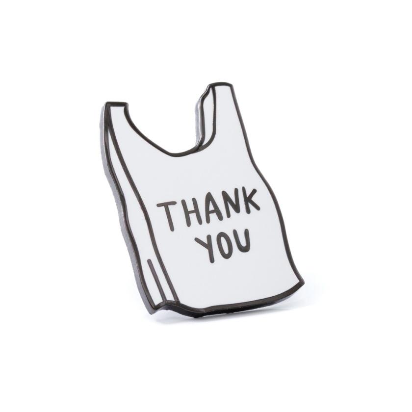 Pins - Bolsa Thank You