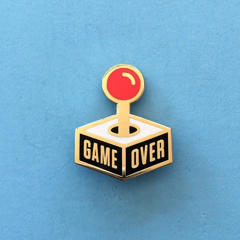 Pins - Game Over