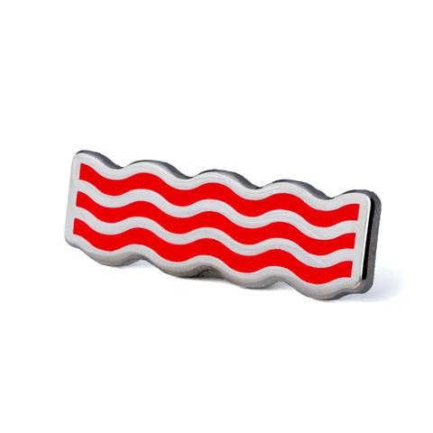 Pins - bacon