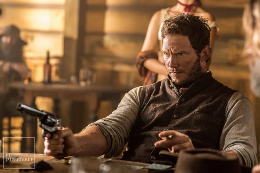 Chris Pratt - Los siete magnificos