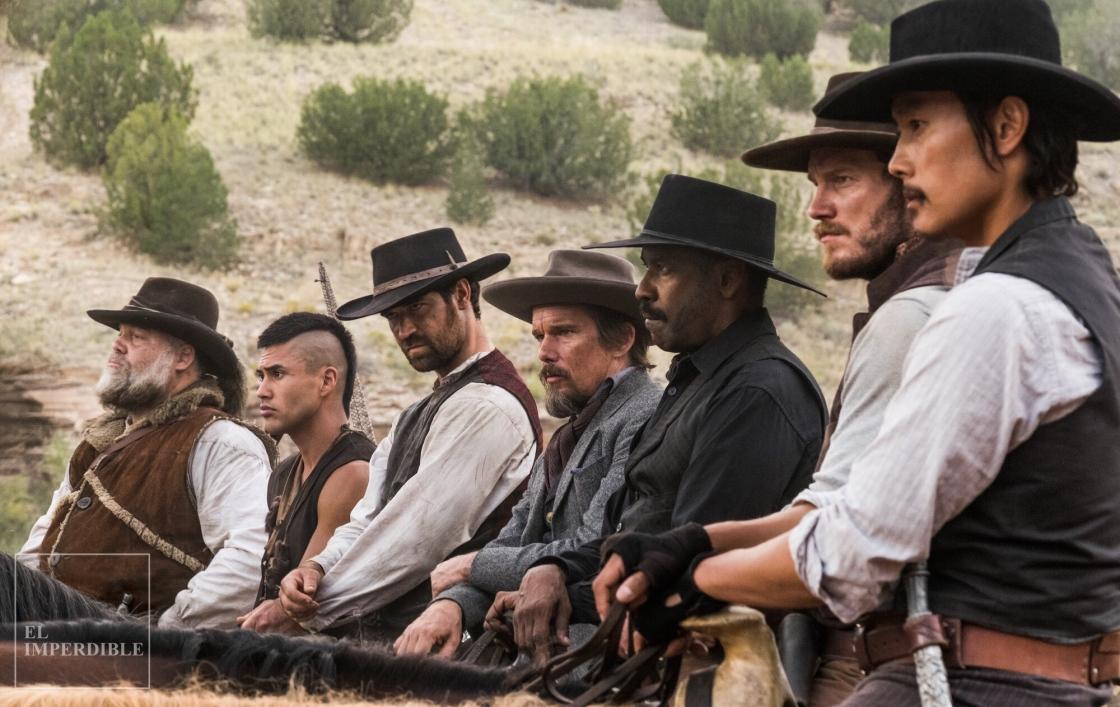 Los siete magníficos película análisis review