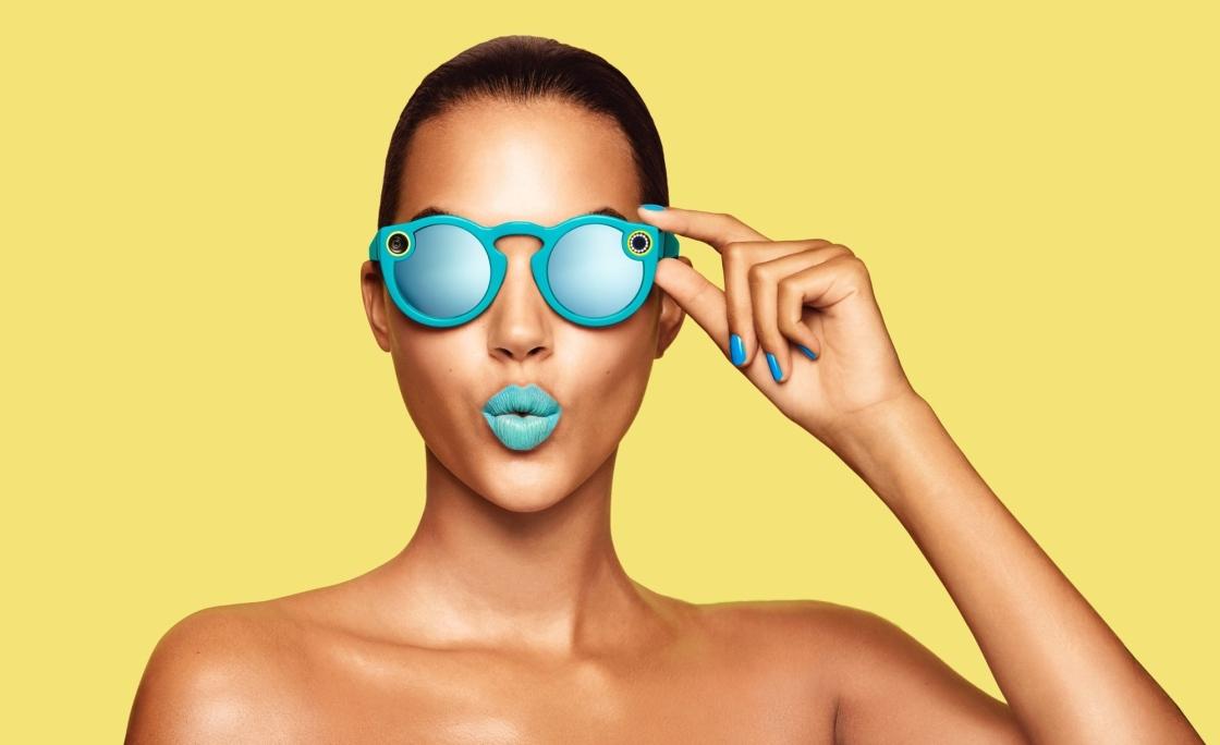 Spectacles gafas con cámara de Snapchat