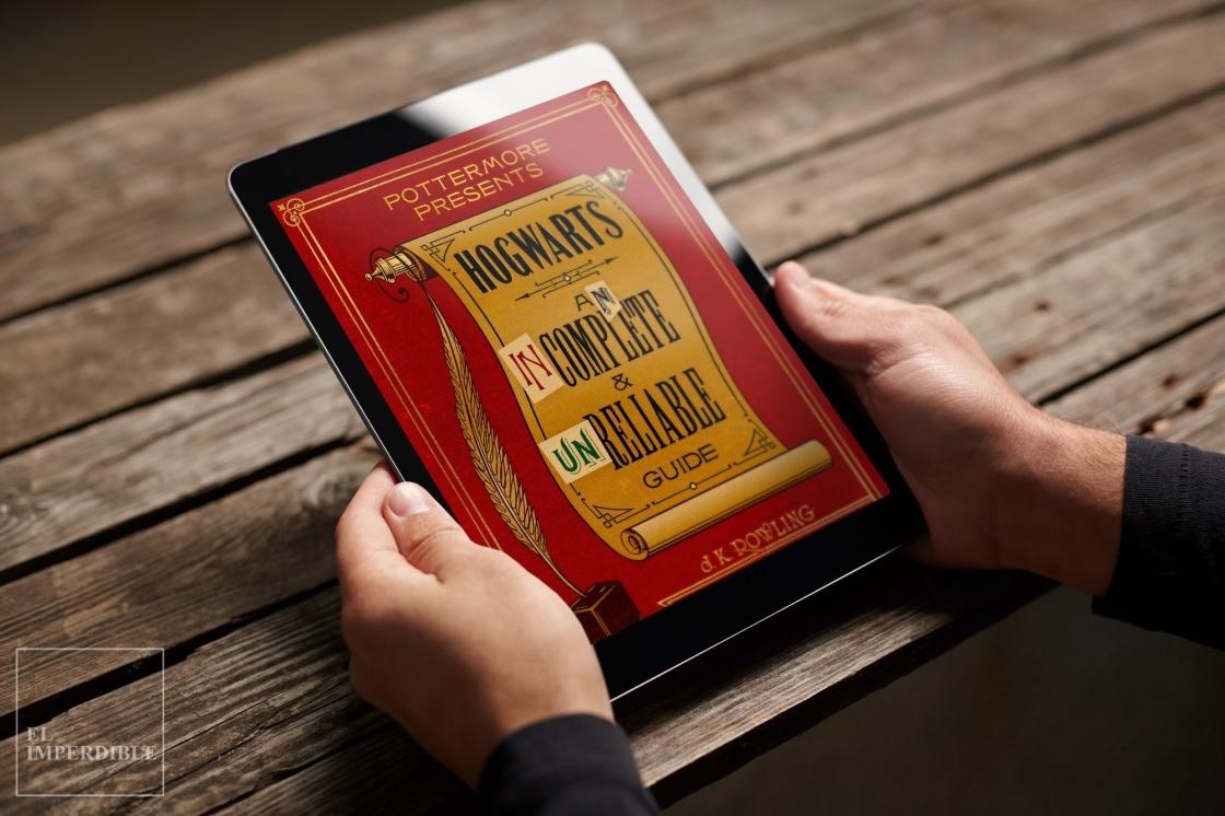 Harry Potter nuevos libros
