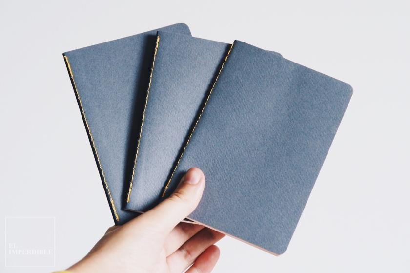 BaronFig Vanguard cuaderno de tapa blanda