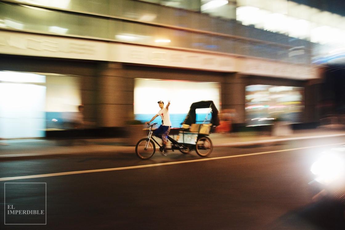 Consejos para ir en bici por ciudad