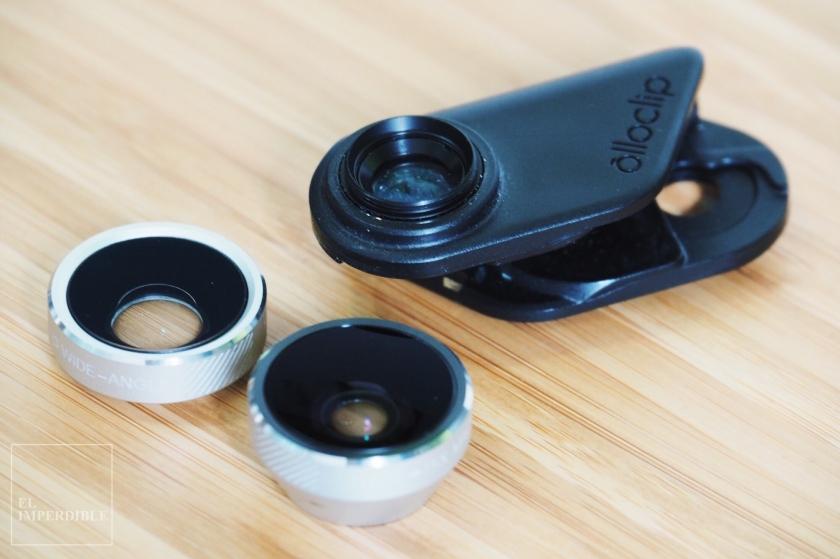 Olloclip lente para iPhone - El Imperdible