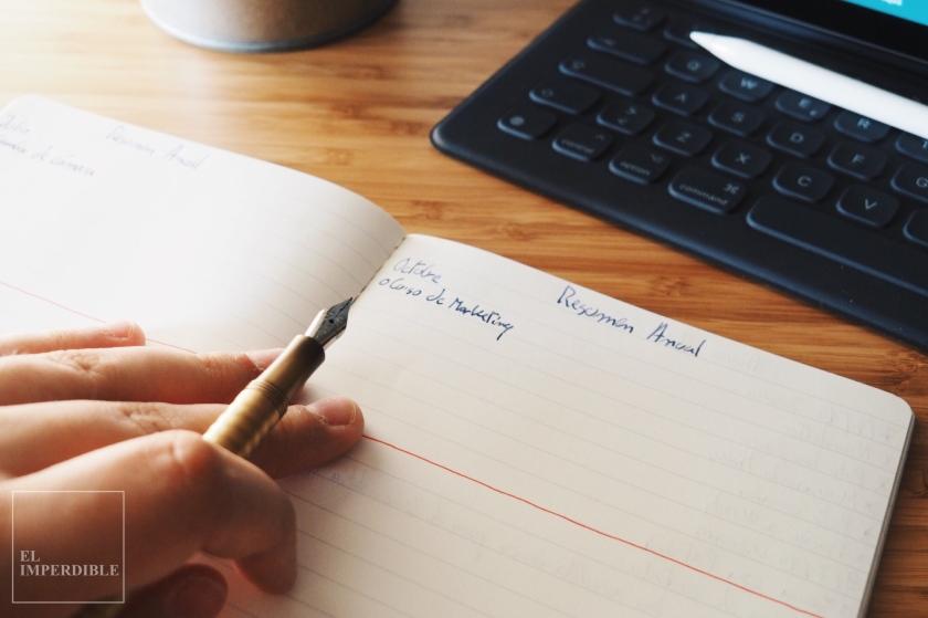 cómo hacer un bullet journal que es consejos Cómo funciona