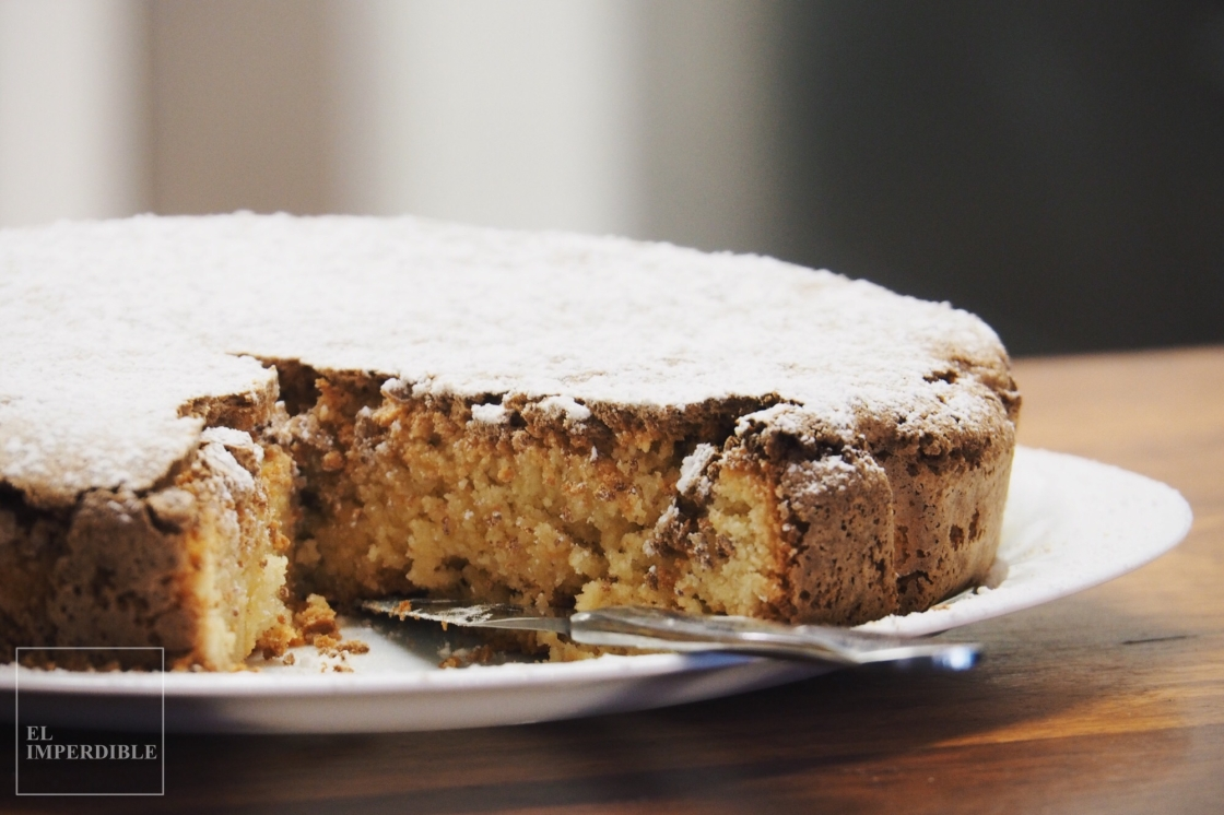 como hacer una tarta De Santiago receta gallega