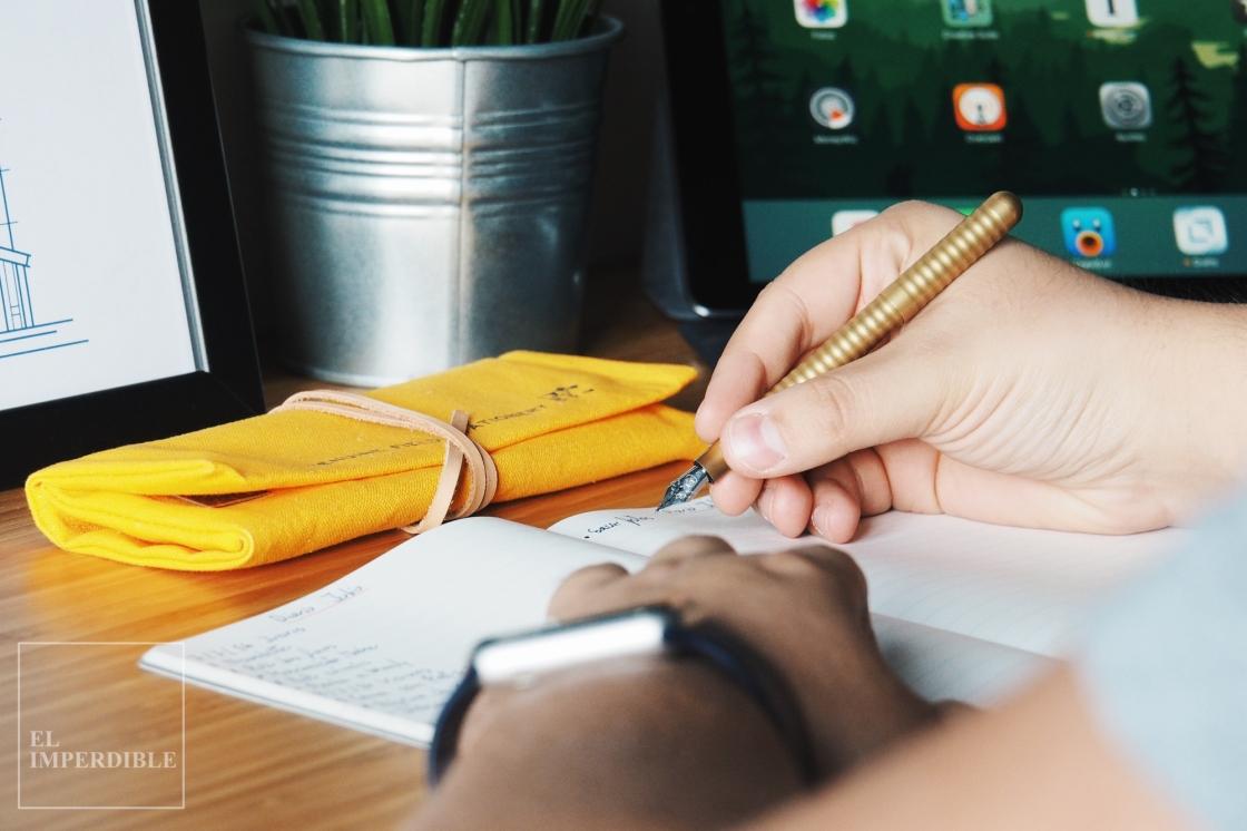 cómo hacer un bullet journal que es consejos