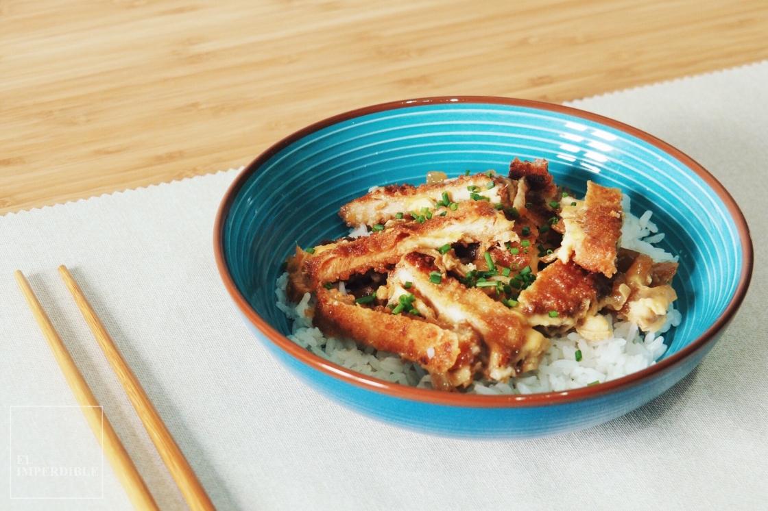 cómo hacer katsudon receta japonesa