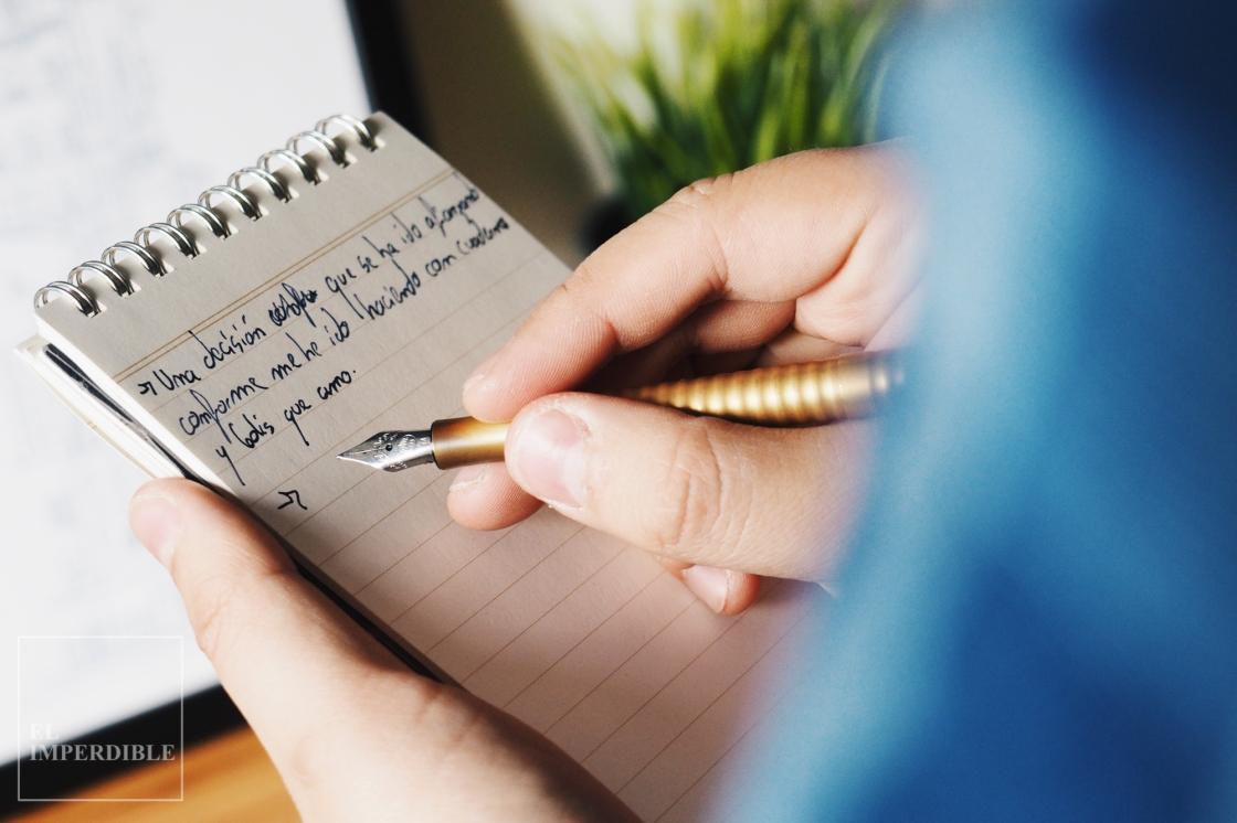 la mejor forma de tomar notas