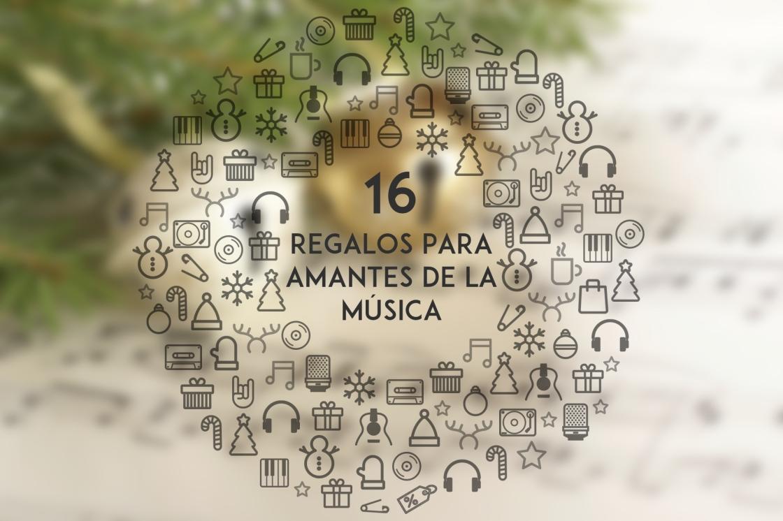 Guía de regalos melómanos para amantes de la música