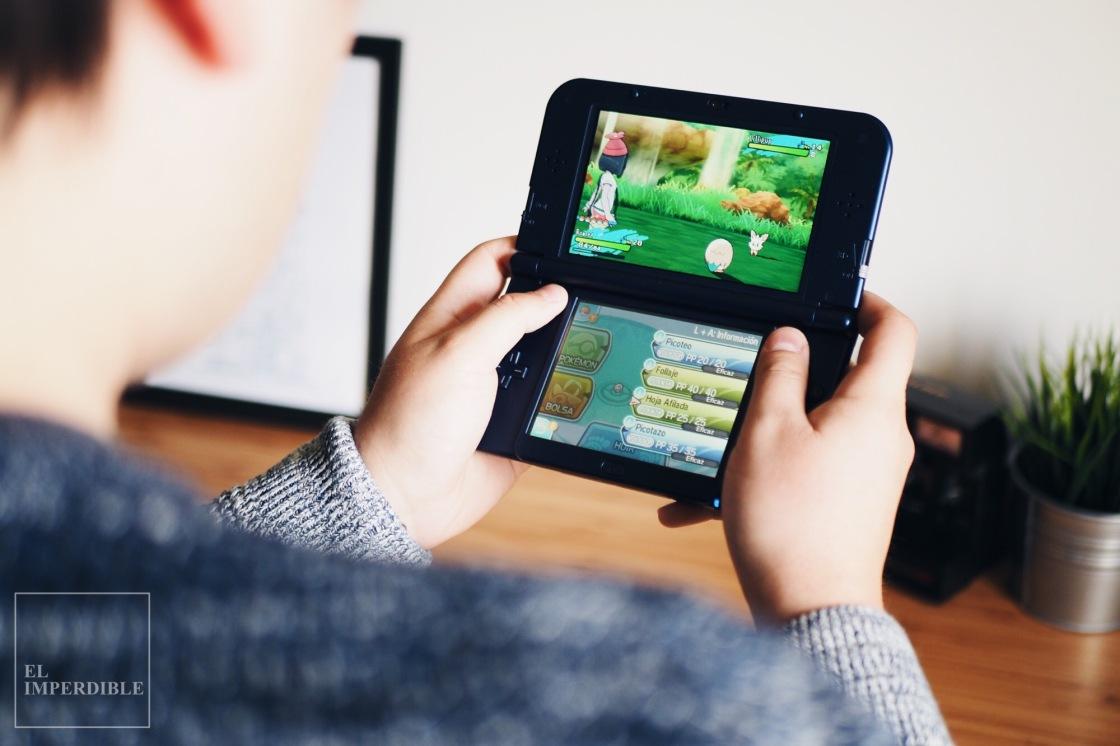 Pokémon Sol y Luna Nintendo 3DS