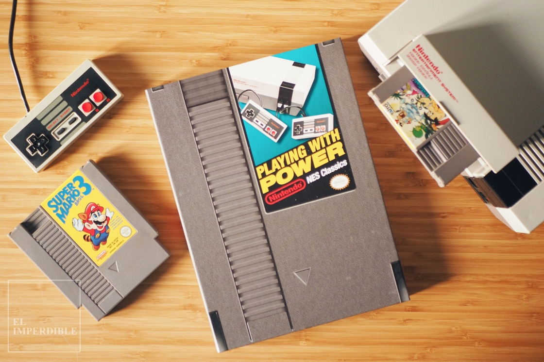 NES Playing With Power