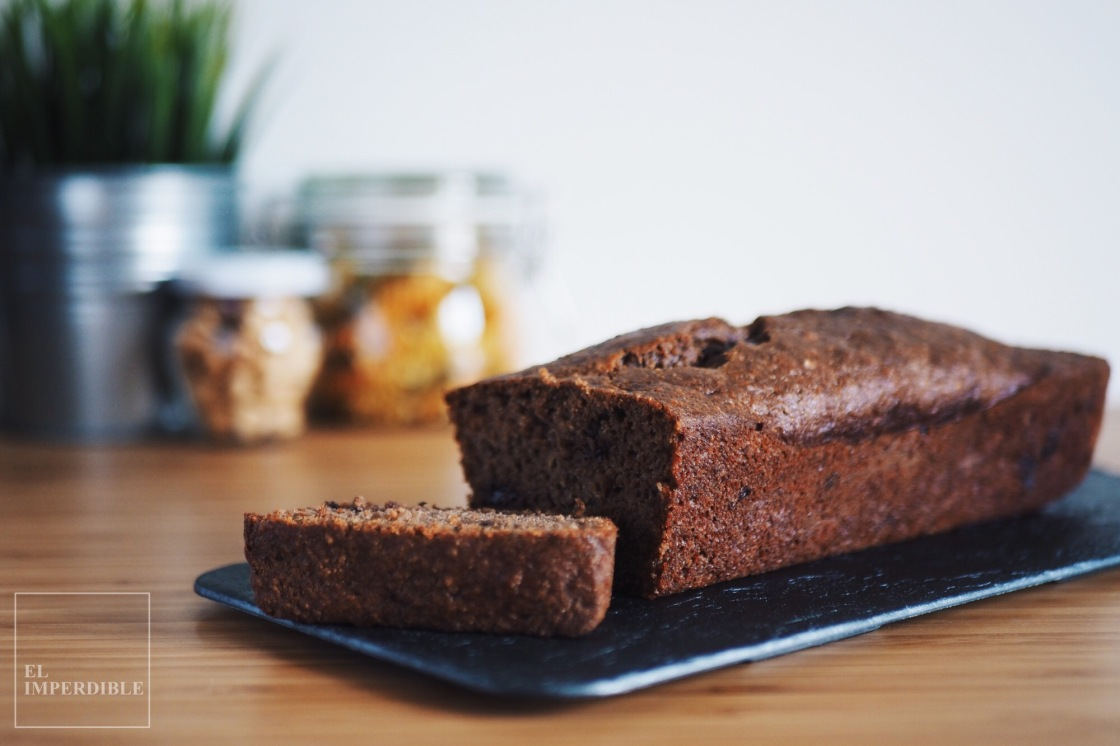 pan de plátano banana bread - El Imperdible