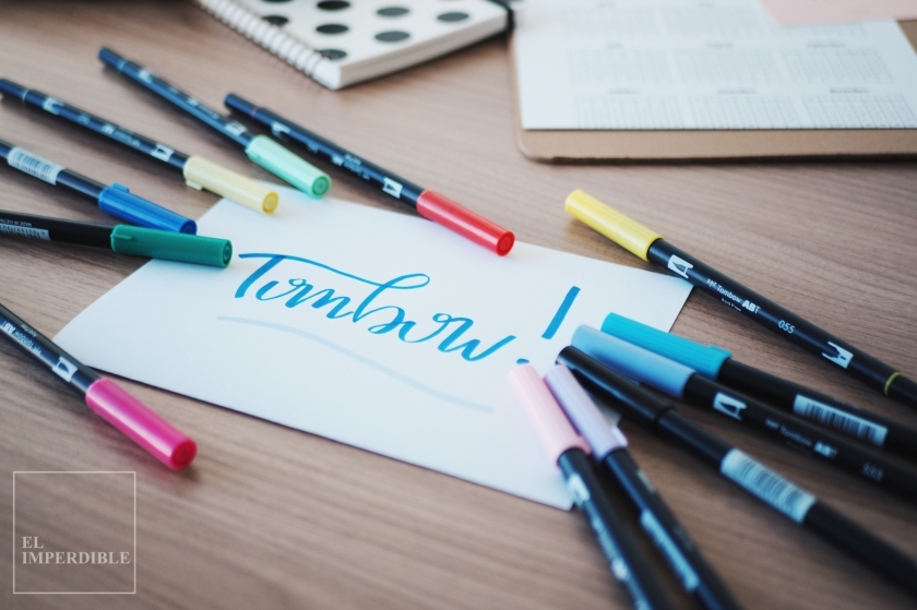 Aprender Lettering