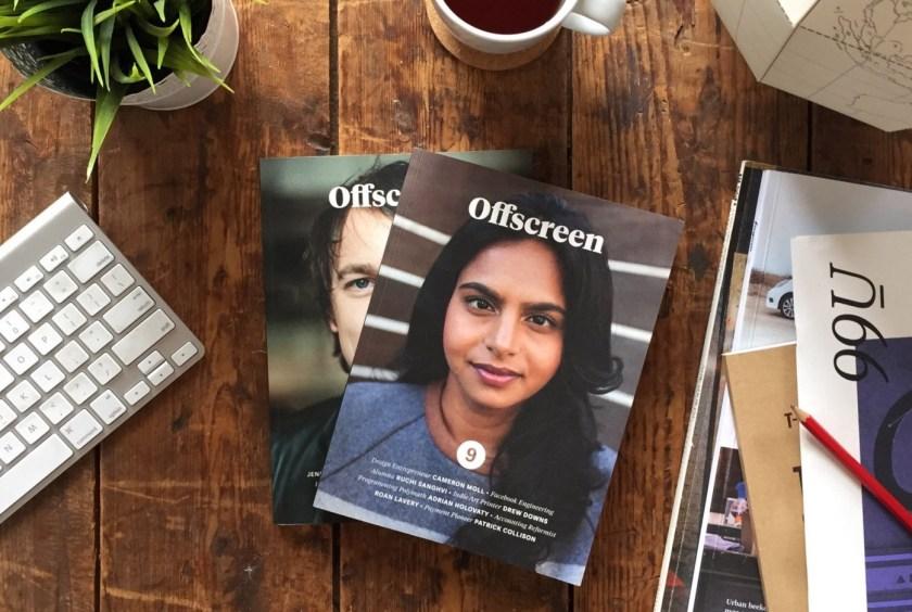 Revistas a las que suscribirse