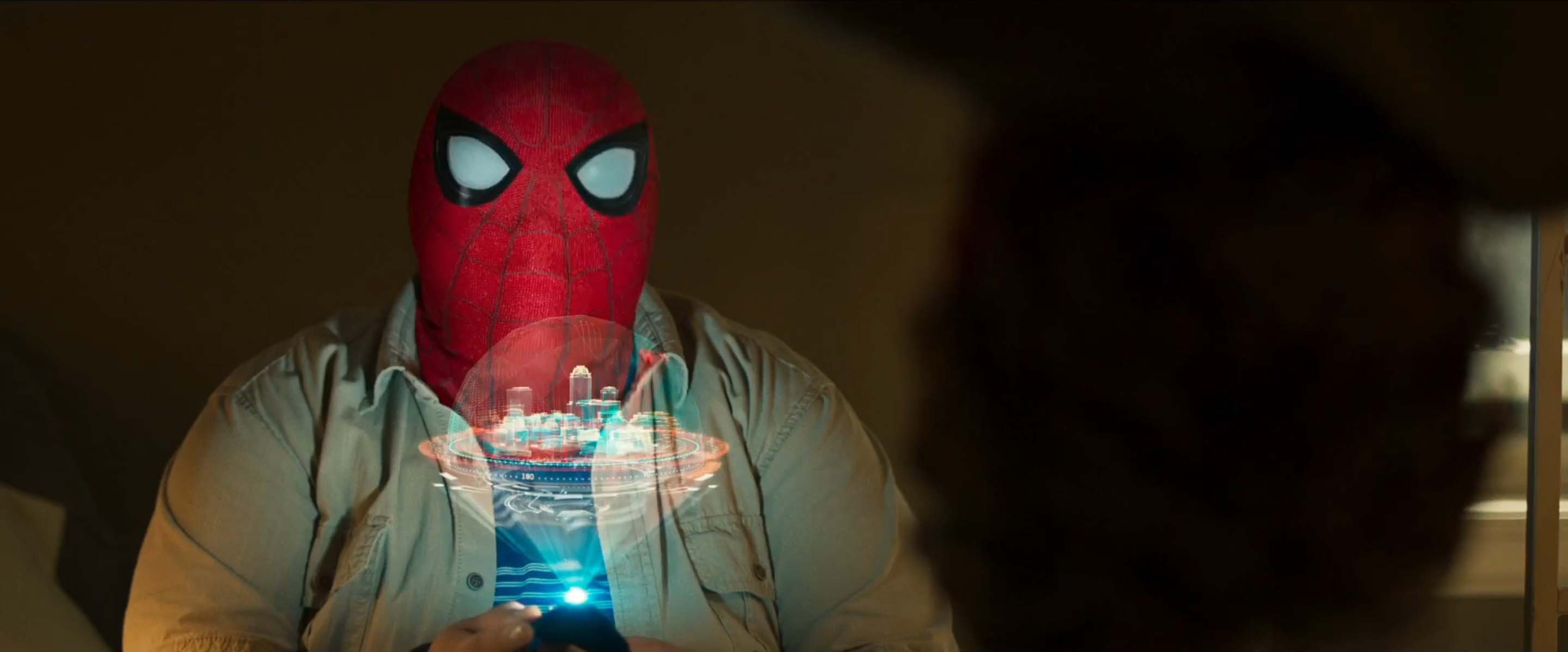 Las escenas post-créditos de Spider-Man Homecoming