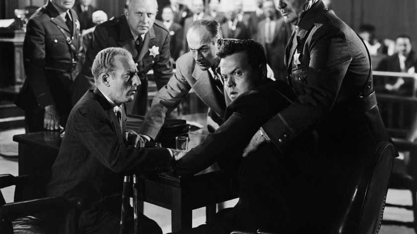 China está conquistando Hollywood La mujer de Shanghai Orson Welles