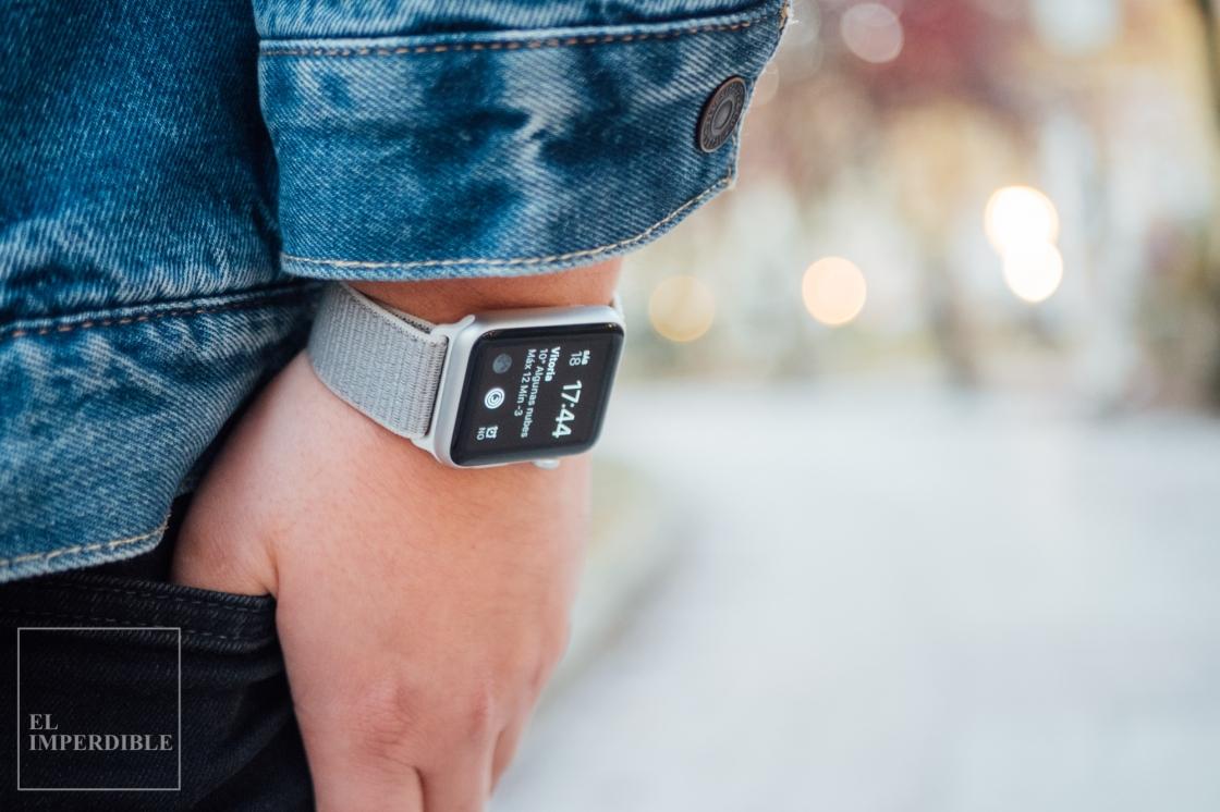 la mejor correa para el Apple Watch Sport Loop