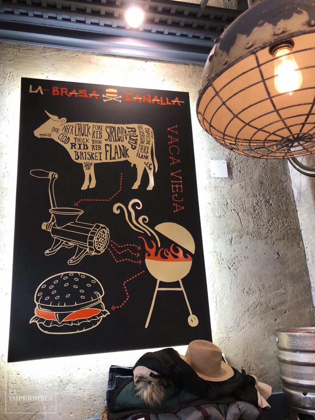 La brasa canalla - la mejor hamburguesa de bilbao