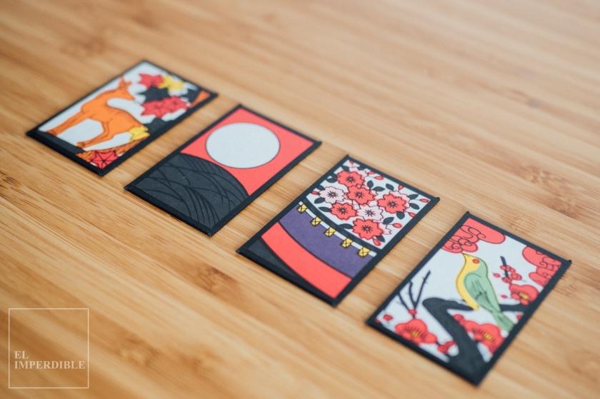 Cartas Hanafuda, el primer juego de Nintendo