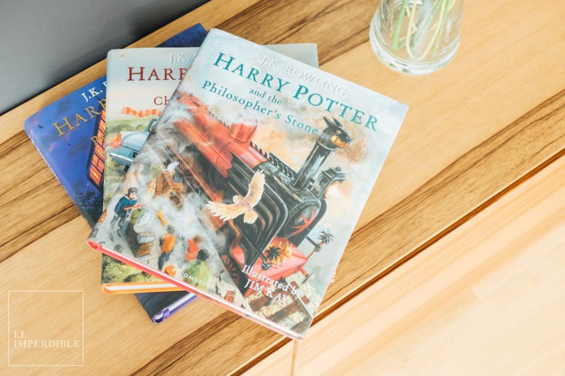 Si pensabas que ya habías visto toda la magia de J.K. Rowling, eso es que todavía no conoces las ediciones ilustradas de Harry Potter.