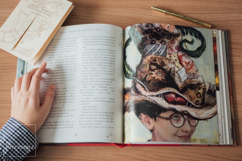 Ediciones ilustradas de Harry Potter, el regalo perfecto para los Potterhead