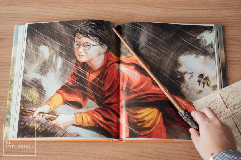 Ediciones ilustradas de Harry Potter