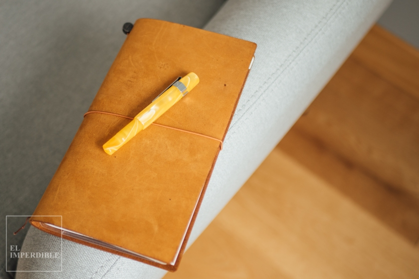 ¿Qué es el Traveler's Notebook?