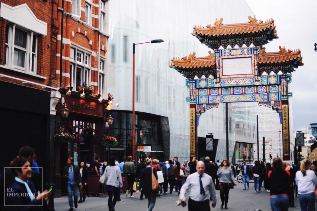 Lugares que visitar en Londres