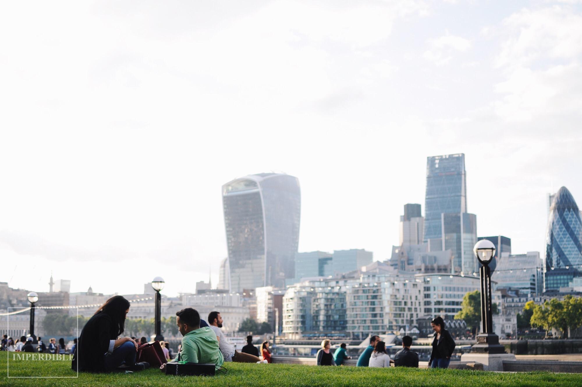 Potters Field Park Lugares que visitar en Londres