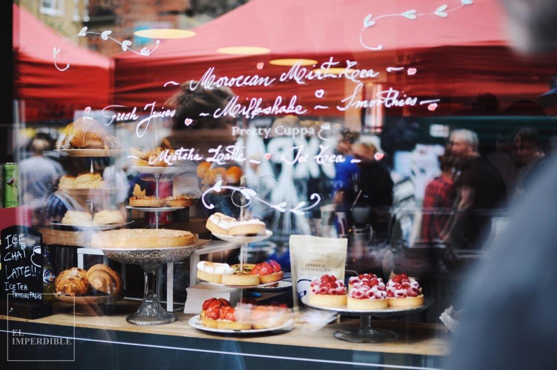 Estos son los mejores sitios donde comer bien en Londres